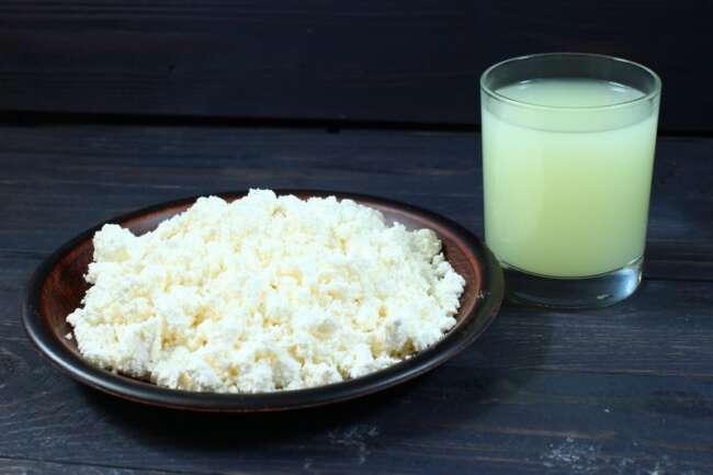 طرز تهیه ماءالجبن یا آب پنیر