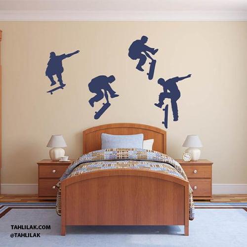 دیواری اتاق پسرانه1