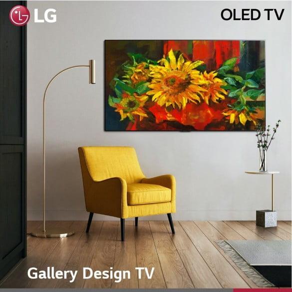 تلویزیون OLED LG - تابلو تلویزیون ال جی اولد gallery