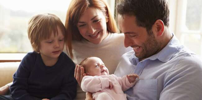 تولد فرزند دوم