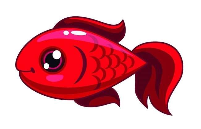 شعر کودکانه ماهي سرخ کوچولو
