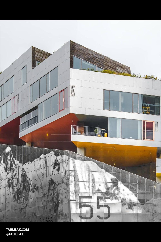 بهترین تصاویر معماری 2020 جهان