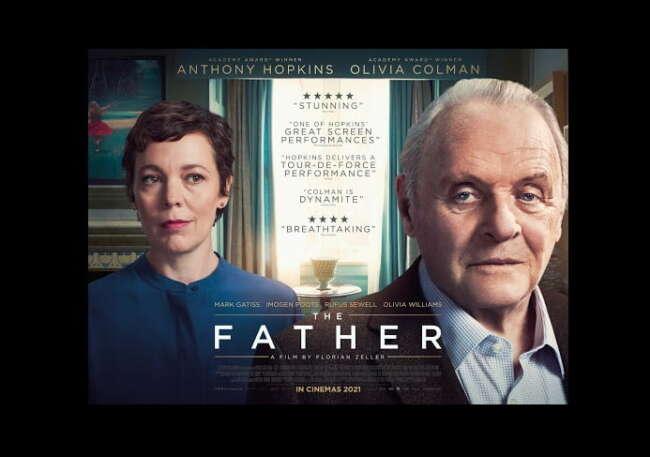معرفی فیلم پدر (The Father )