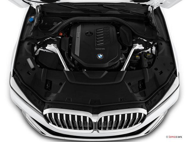 موتور بی ام و سری 7 مدل 2021