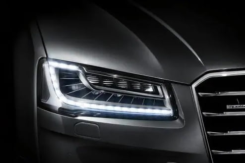 چراغ جلوی آئودی A8 مدل 2021