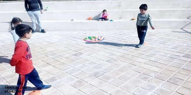 بازی گردو شکستم برای کودکان/ معرفی بازی گردو شکستم