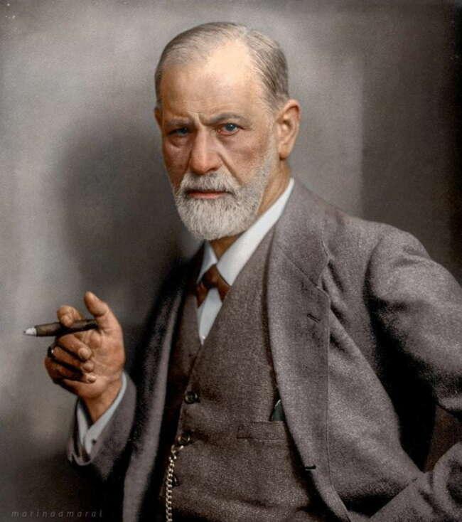 زیگموند فروید پدر علم روانکاوی