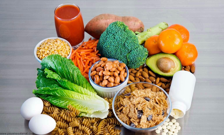 پیشگیری از ابتلا به بیماری و كرونا، چه چیزی بخوریم تا کرونا نگیریم