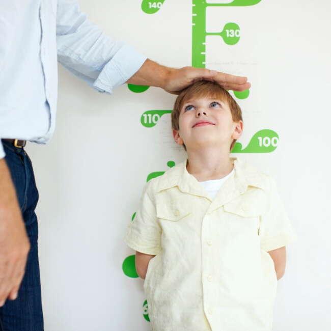 صفحه رشد و افزایش قد در کودکان و نوجوانان