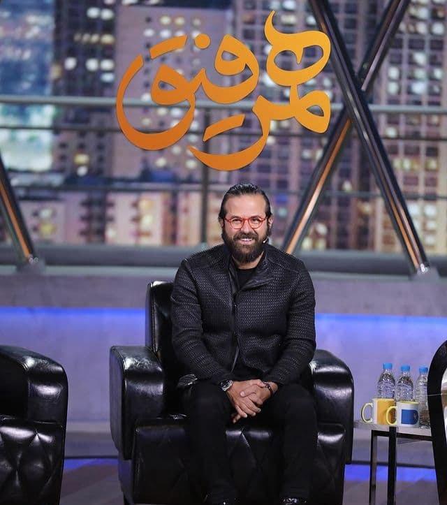 هومن سیدی خالق سریال قورباغه مهمان همرفیق شد