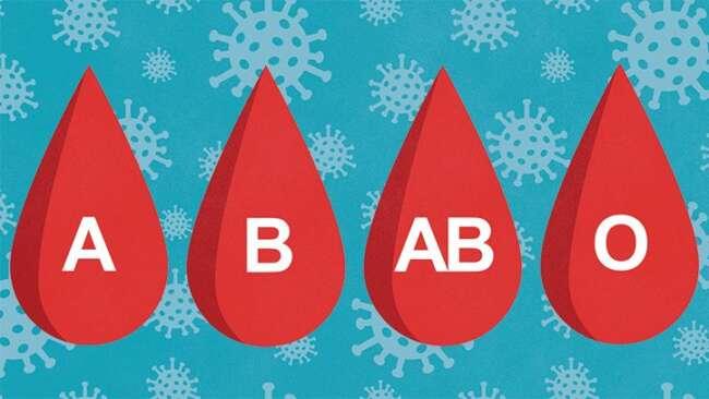 علت آسيب پذيري گروه خوني A نسبت به كرونا