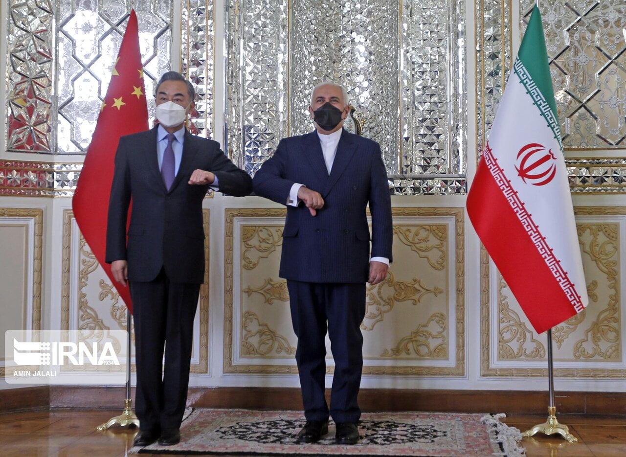 سند همکاری جامع ایران و چین امضا شد