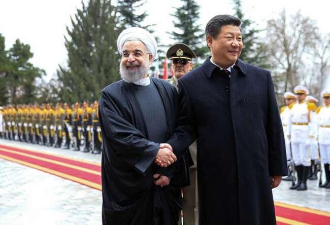 برگشت آمریکا به برجام، تحریمهای علیه ایران، دولت جدید آمریکا، نويد وزیر خارجه چین برای روحانی