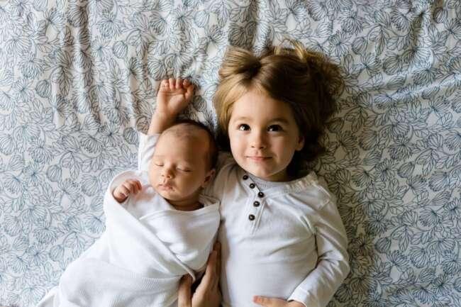 آماده سازی فرزند اول برای ورود فرزند دوم به خانواده