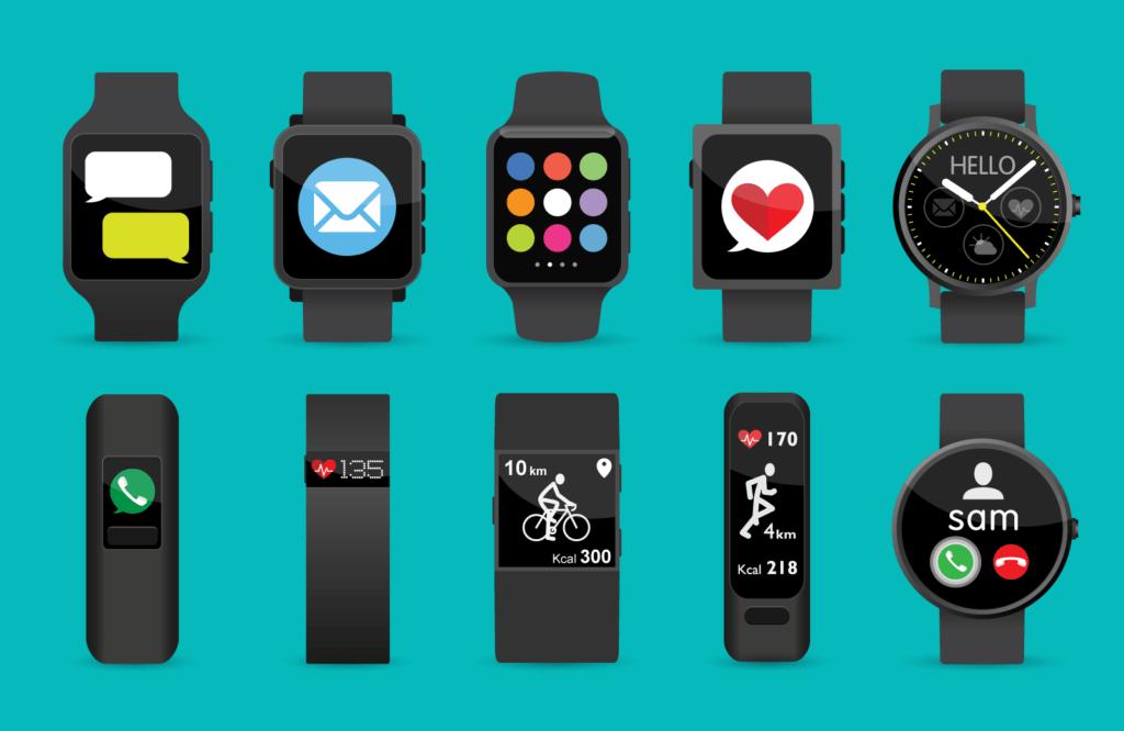 اسمارت واچ - تنوع ساعت هوشمند smartwatch