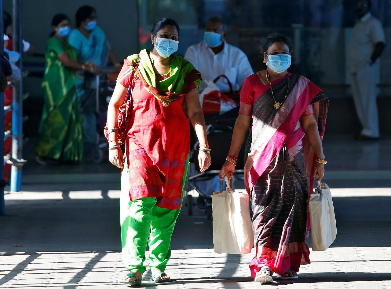 ثبت رکورد بالای ابتلا به کرونا در هند