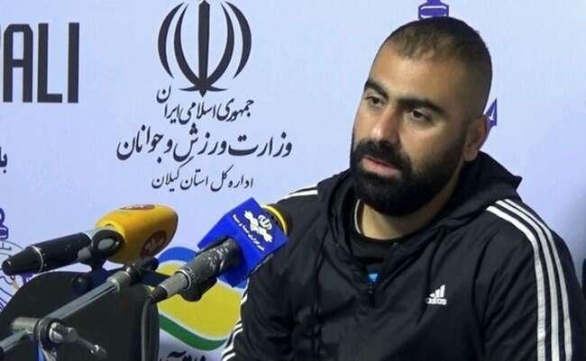 حمله تند مازیار زارع به فدراسیون فوتبال