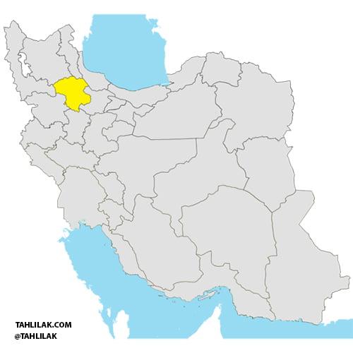 زنجان/ معرفی استان زنجان