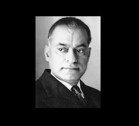 زندگینامه دکتر محمد معین پدر فرهنگ لغات فارسی
