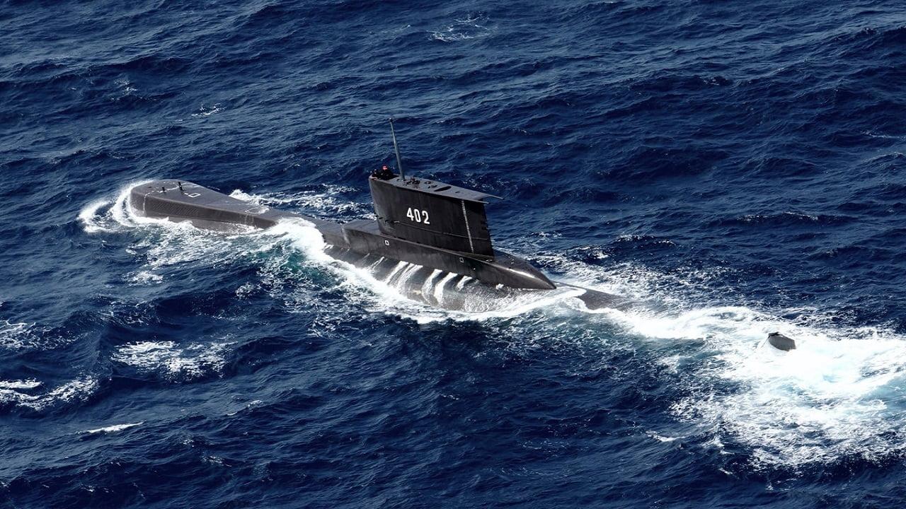 زیردریایی مفقود شده اندونزی پیدا شد