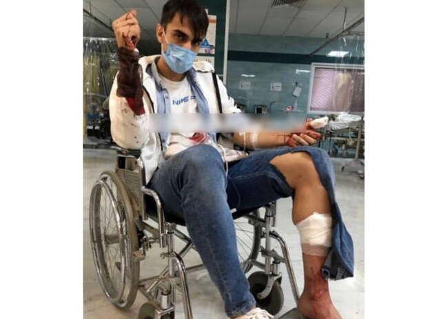 جزئیات حمله هولناک دزدان به بازیکن فوتبال از زبان خودش