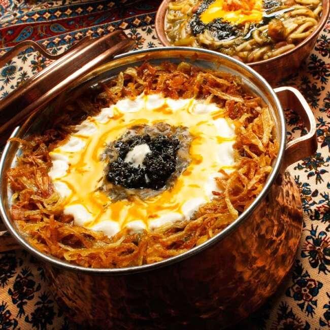 غذاهای خوشمزه ماه رمضان