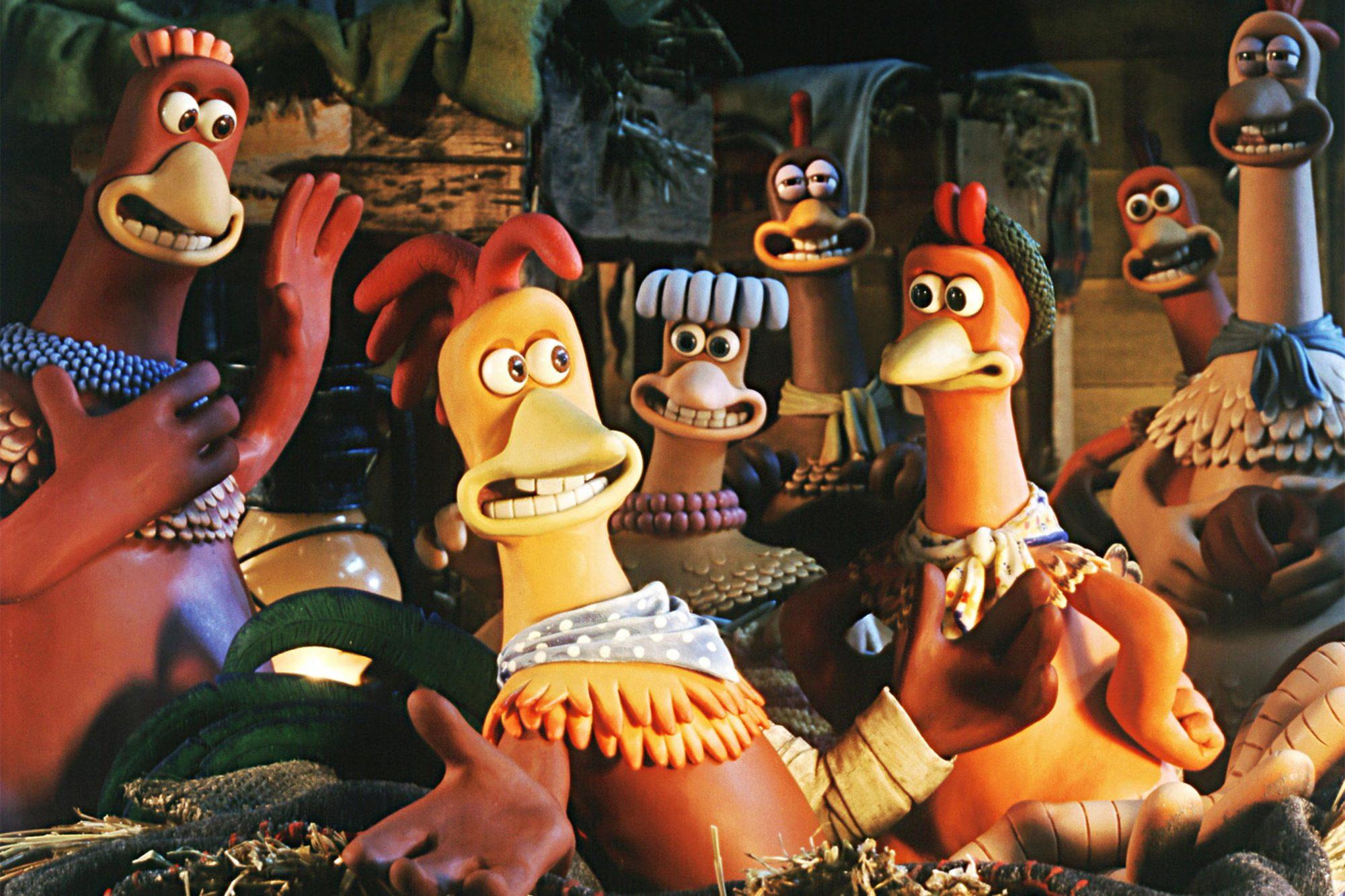 انیمیشن فرار مرغی Chicken Run 3