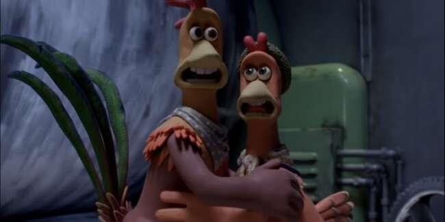 انیمیشن فرار مرغی Chicken Run 4