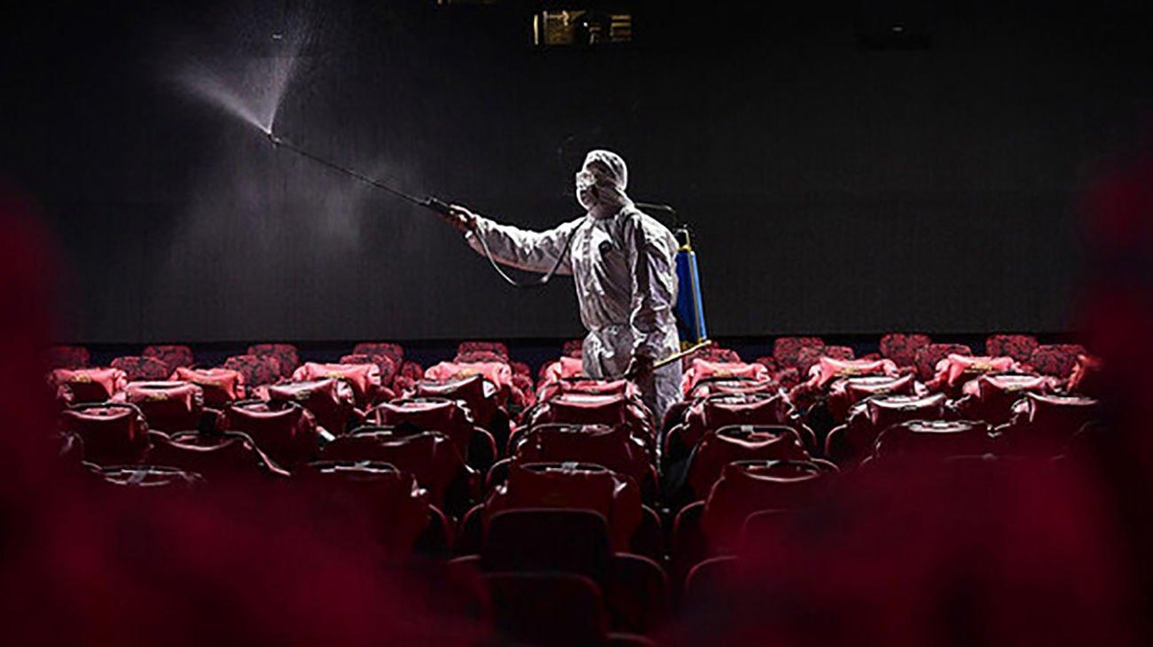 همه سینماهای کشور تعطیل شدند