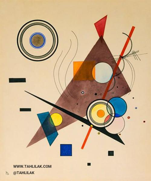 واسیلی کاندینسکی (wassily kandinsky) هنرمند برجسته نقاشی آبستره