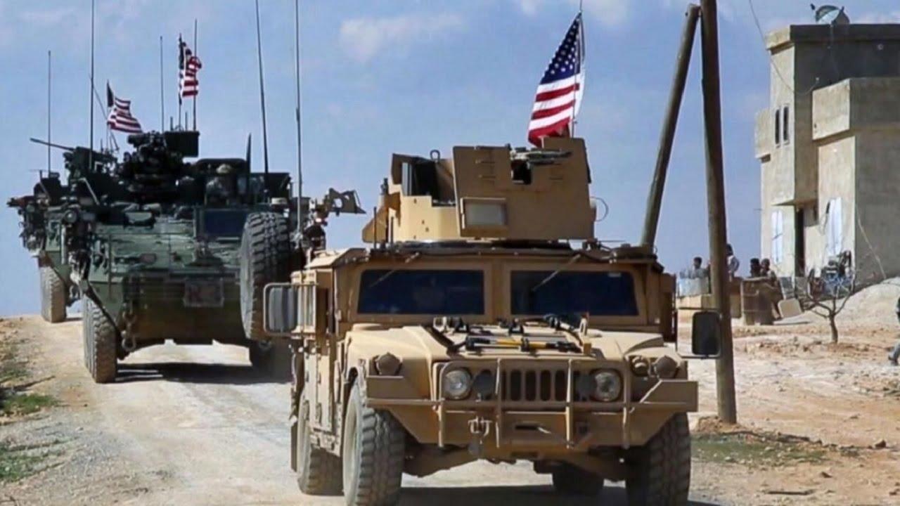 کاروان لجستیک آمریکا در بصره هدف قرار گرفت