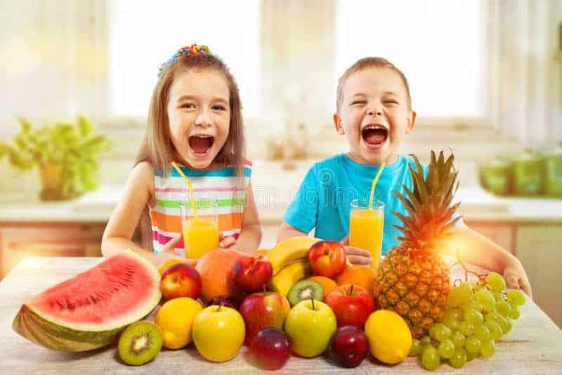 کنترل اضافه وزن کودکان