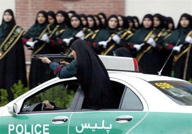 یگان ویژه زنان پلیس راه اندازی می شود