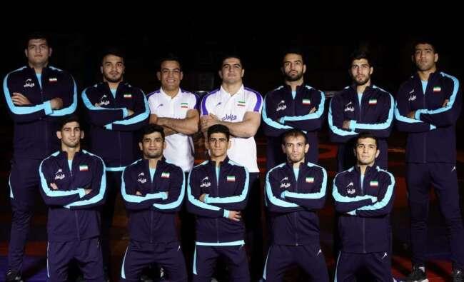 تیم ملی کشتی فرنگی ایران با کسب ۴ مدال طلا، ۲ نقره و ۳ برنز قهرمان آسیا شد.