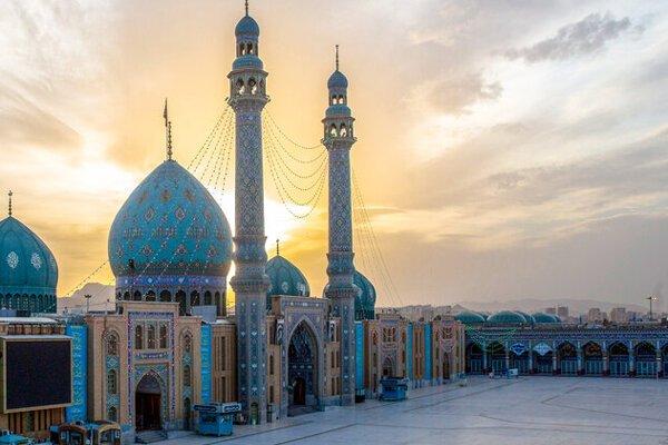 آتش سوزی جزیی در مسجد جمکران