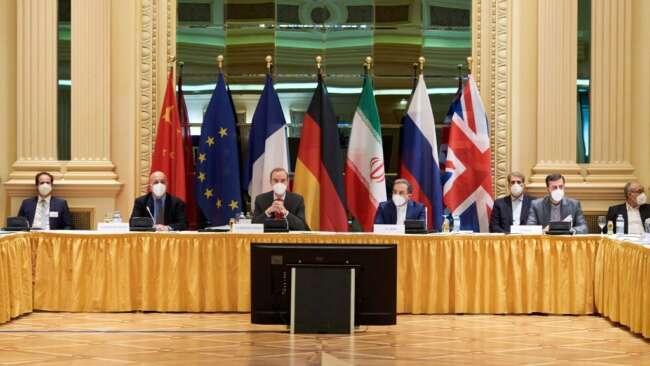 نشست کمیسیون مشترک برجام، +4 در وین ، مذاکرات در وین