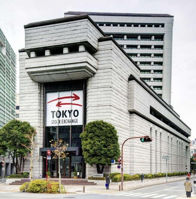 بورس ژاپن (توکیو) و شاخص Nikkei 225