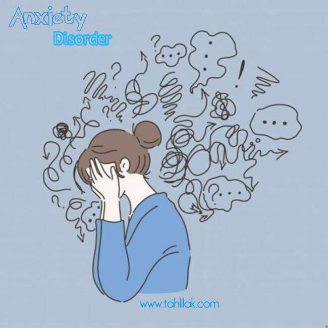 علل بروز اختلال اضطرابی