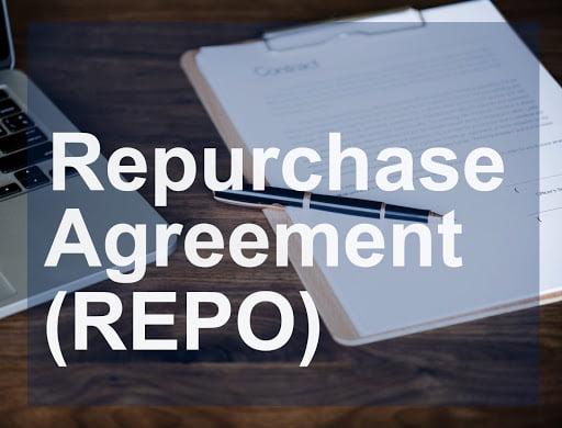 قرارداد بازخرید یا ریپو چیست
