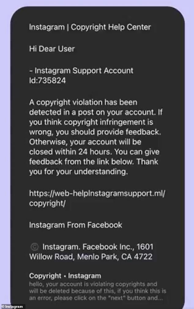 سرقت اطلاعات کاربران در اینستاگرام با شیوه ای جدید و هوشمند