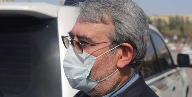 وزیر کشور به کرونا مبتلا شد، عبدالرضا رحمانی فضلی وزیر کشور
