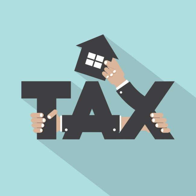 مشمولین مالیات بر خانه های مسکونی خالی