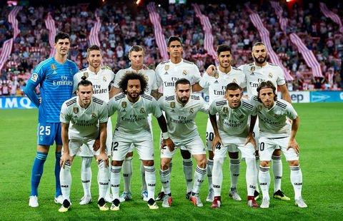 صعود رئال مادرید به لیگ قهرمانان اروپا