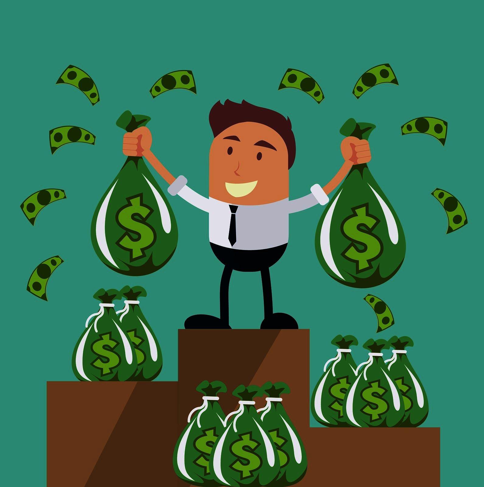 طرز تفکر افراد موفق در هوش مالی