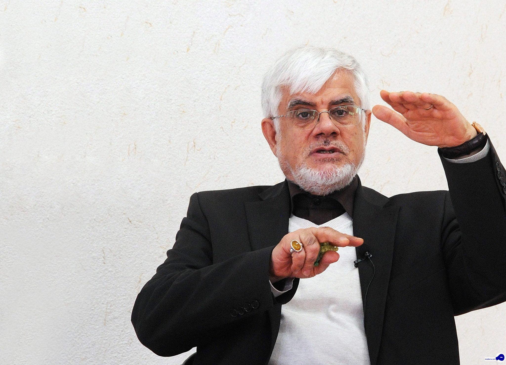 احتمال حضور عارف در انتخابات قوت گرفت