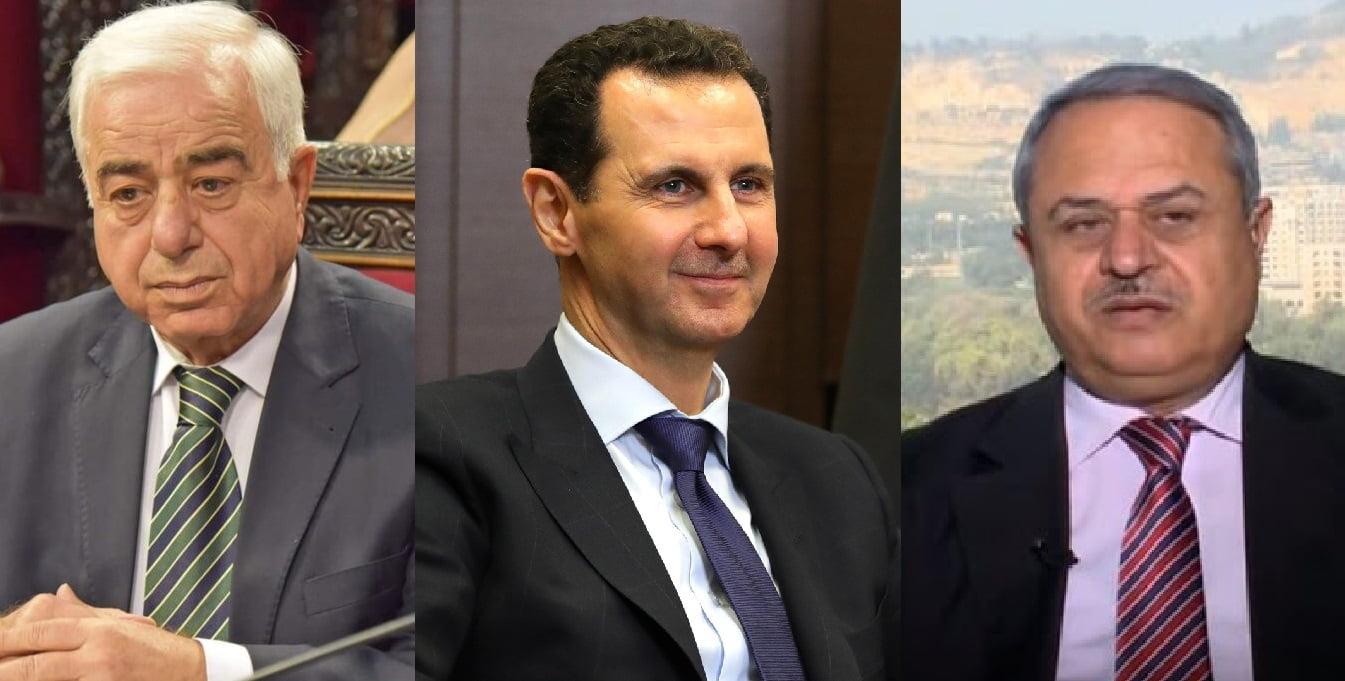 اعلام اسامی نامزدهای ریاست جمهوری سوریه