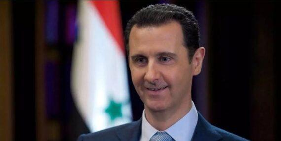 بشار اسد در انتخابات ریاست جمهوری سوریه پیروز شد