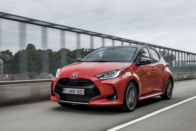 بهترین ماشین سال اروپا 2021