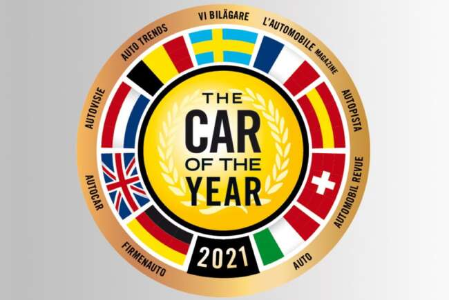 بهترین ماشین سال