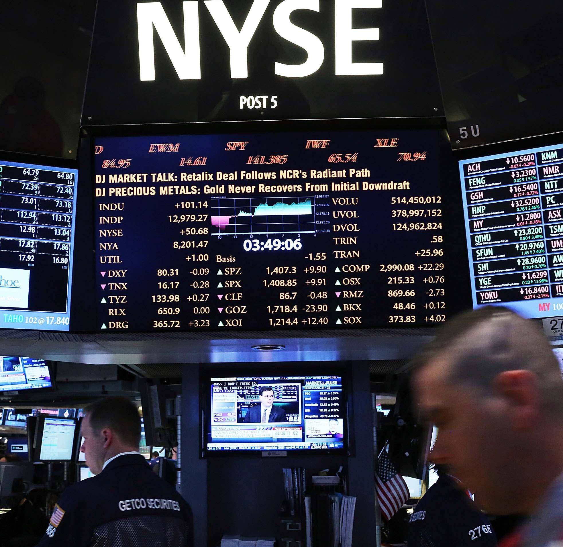 بورس نیویورک (NYSE)